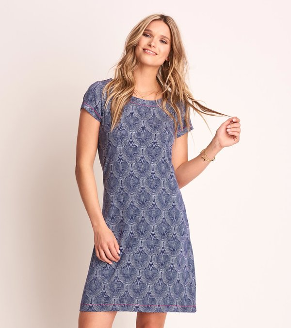 Nellie Dress - Scallop