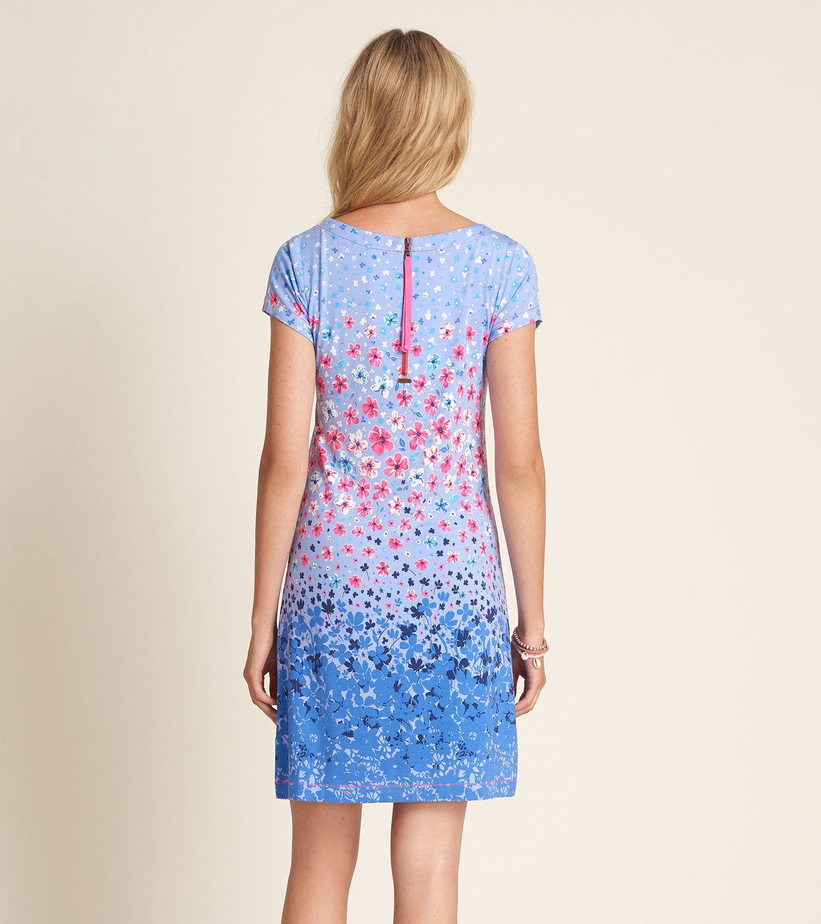 View larger image of Nellie Dress - Spring Garden