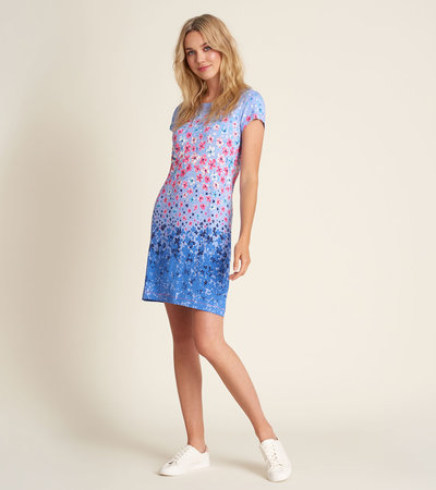 Nellie Dress - Spring Garden