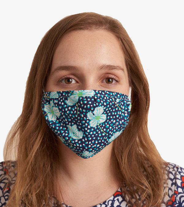 Non-Medical Reusable Adult Face Mask - Bloom