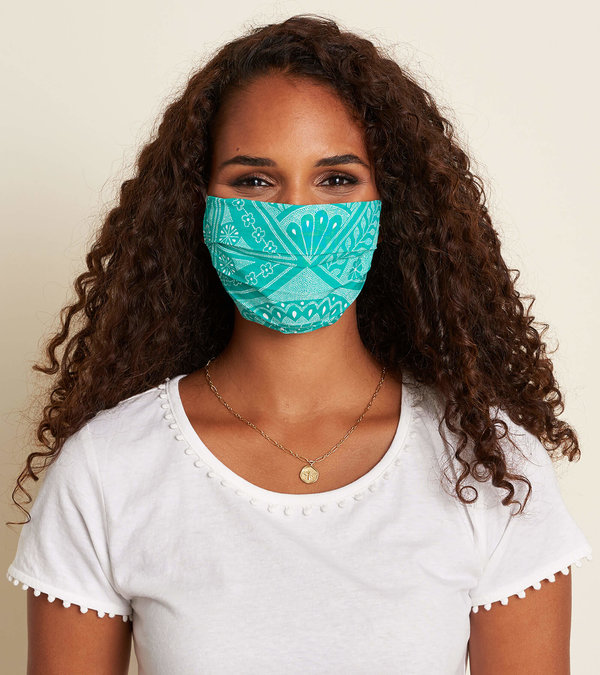 Non-Medical Reusable Adult Face Mask - Dotted Tiles