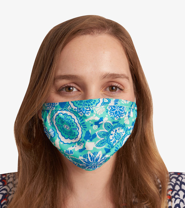 Non-Medical Reusable Adult Face Mask - Floral