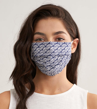 Non-Medical Reusable Adult Face Mask - Lino Sunrays