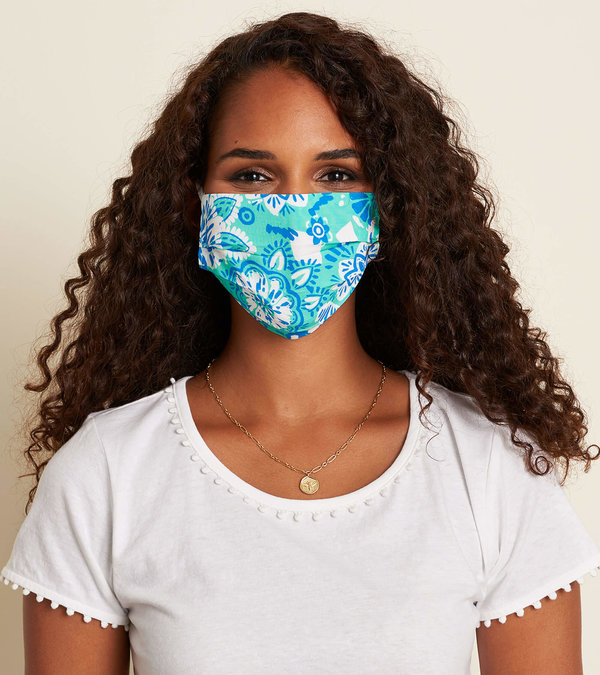 Non-Medical Reusable Adult Face Mask - Mandala Flowers