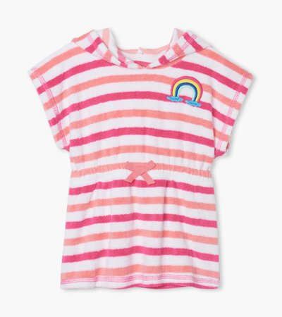 Over The Rainbow Baby Terry Coverup