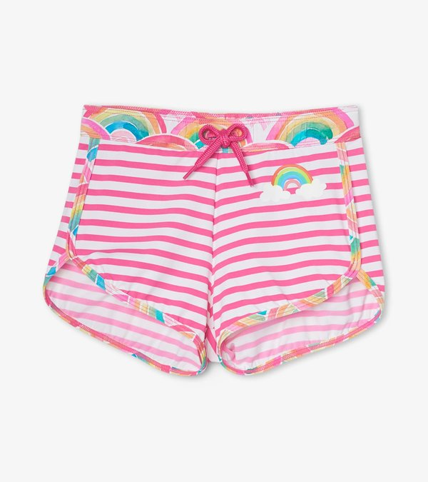 Over The Rainbow Swim Shorts