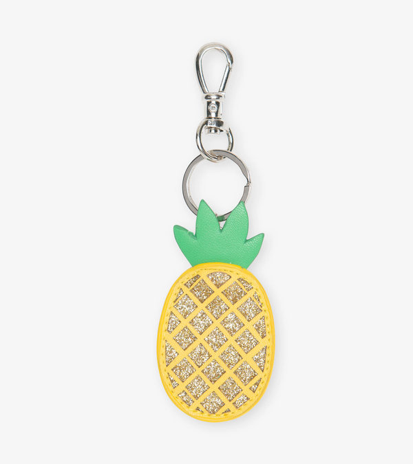 Party Pineapple Keychain