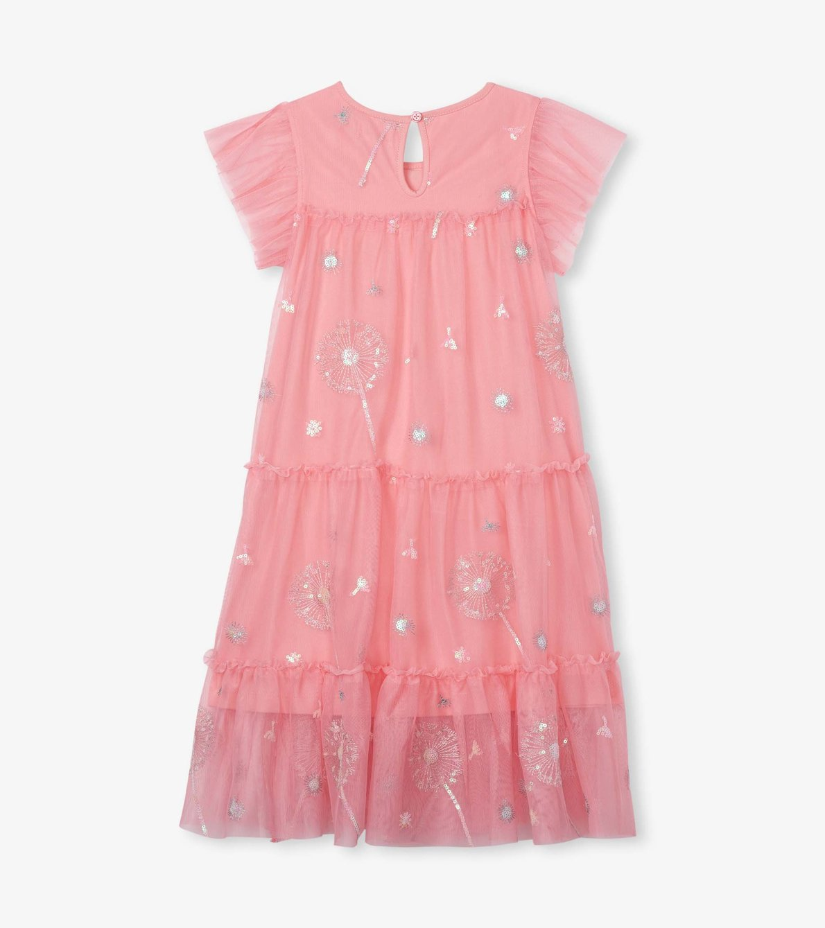 View larger image of Pink Dreams Flutter Tulle Dress