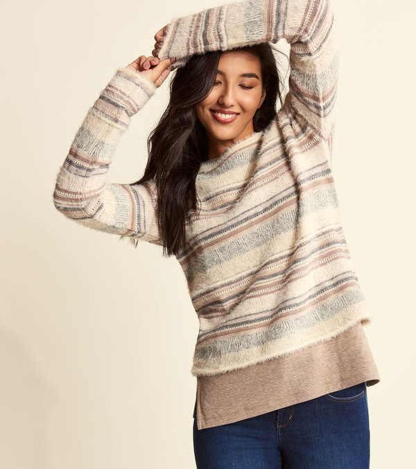 Renee Sweater - Kona Nut