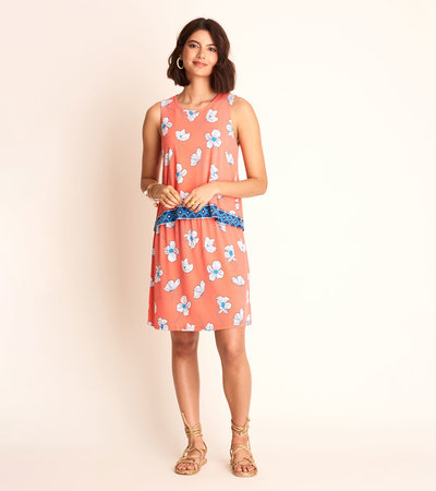Roberta Dress - Summer Blossoms
