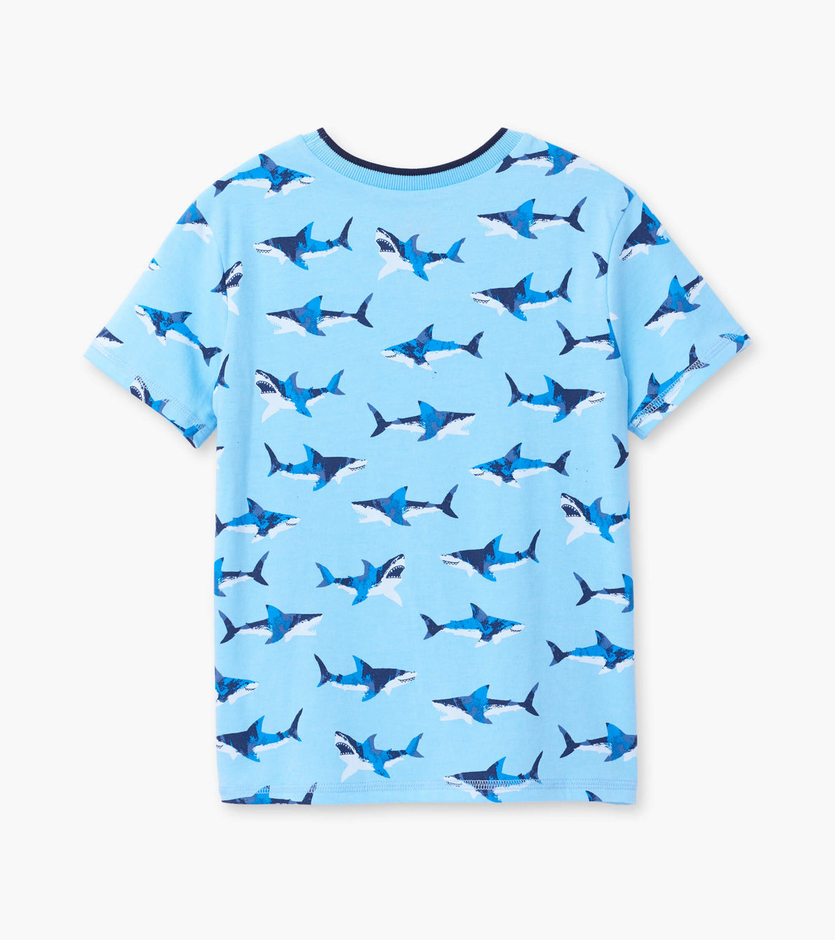View larger image of Shark Frenzy Graphic Tee