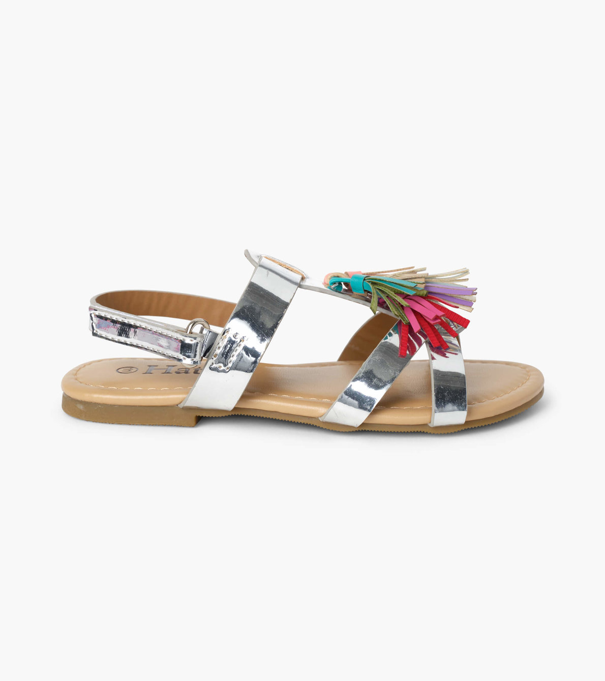 View larger image of Silver Shine Sandals