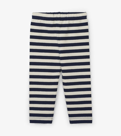 Solstice Stripe Baby Leggings