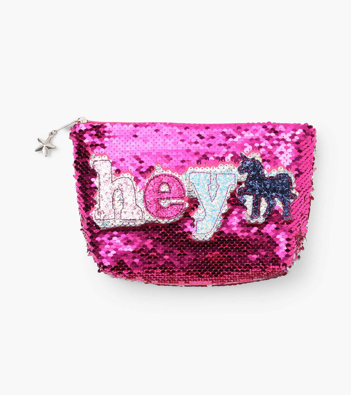 View larger image of Sparkling Unicorn Treasure Pouch