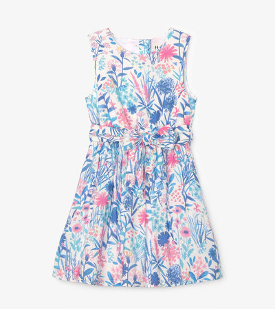 Spring Wildflowers Party Dress