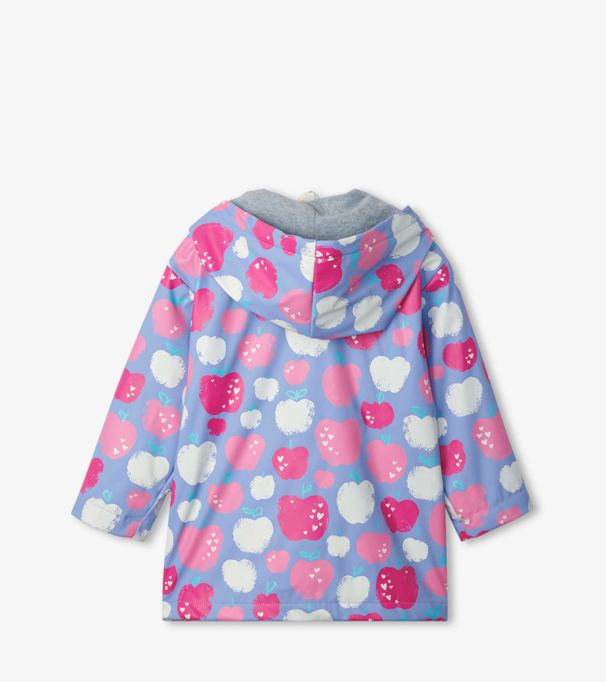View larger image of Stamped Apples Raincoat