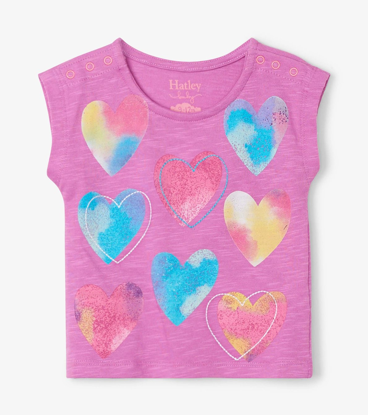 View larger image of Sweet Hearts Baby Tee