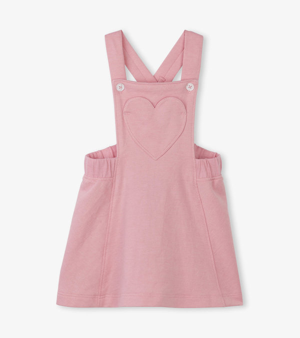 Sweetheart Pink Baby Jumper