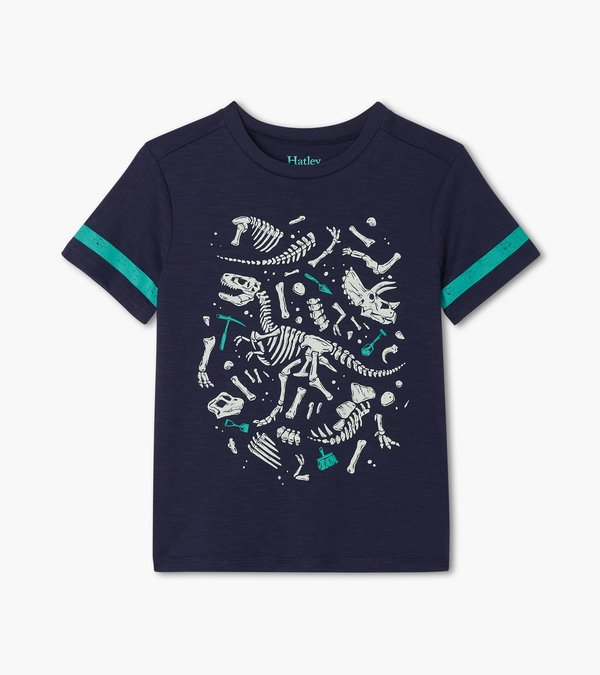 T-Rex Fossil Graphic Tee