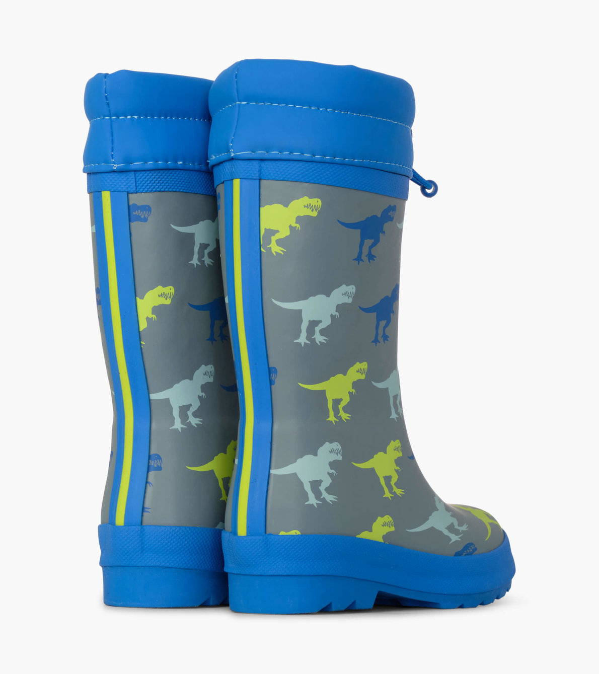 View larger image of T-Rex Sherpa Lined Rain Boots
