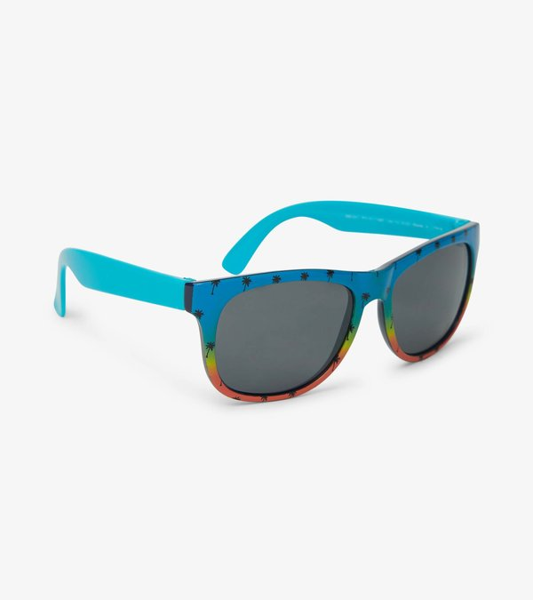 Tropical Palms Sunglasses