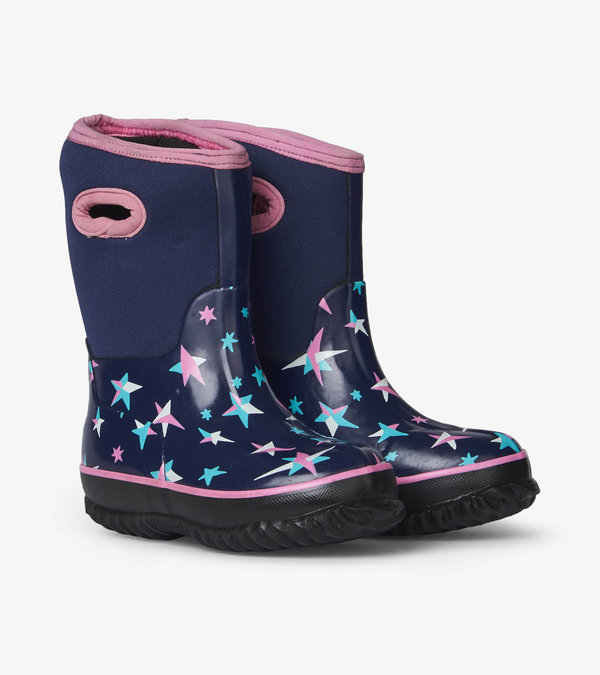 Twinkle Stars All Weather Boots